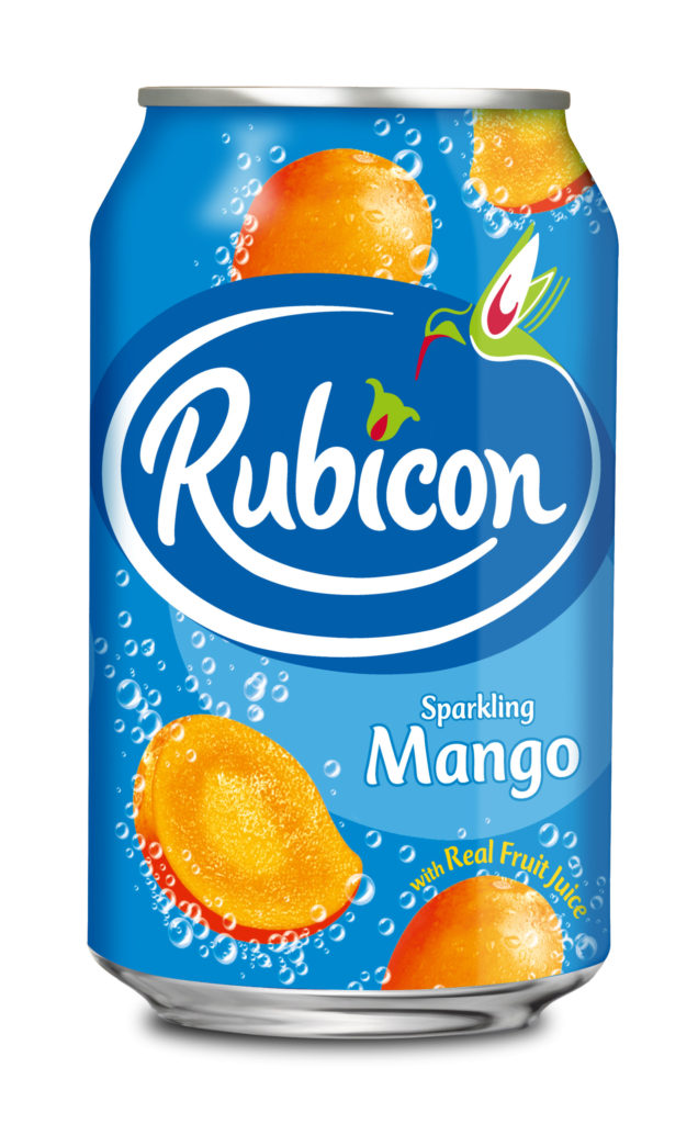 Rubicon Mango läsk