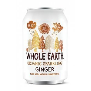 Whole Earth Ginger burk
