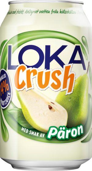 Loka Crush Päron burkläsk