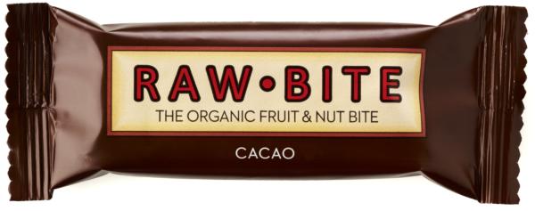 Rawbite Kakao frukt och nötbar