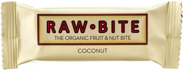 Rawbite Coconut frukt och nötbar