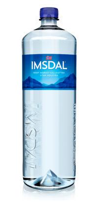 Imsdal stilla vatten 1,5 liter PET