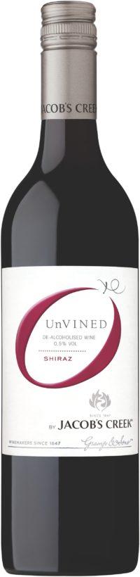 Jacob's Creek UnVined Shiraz alkoholfritt vin