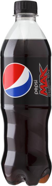 Pepsi Max läsk 50cl PET