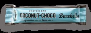 Barebells Proteinbar Coconut Choco för träning och hälsa