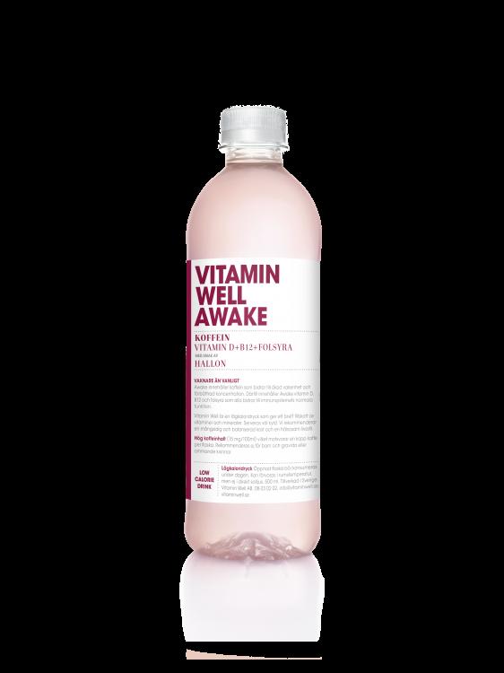Vitamin Well Awake funktionsdryck