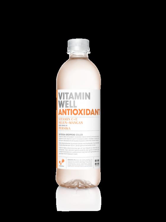 Vitamin Well Antioxidant funktionsdryck
