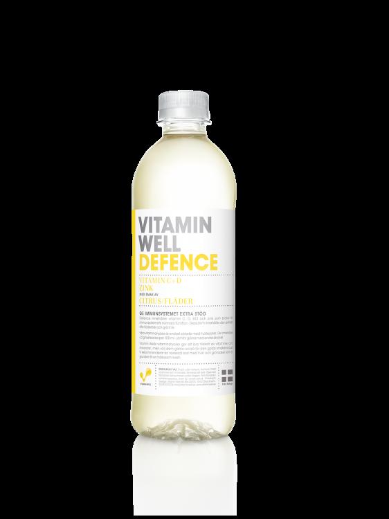 Vitamin Well Defence funktionsdryck