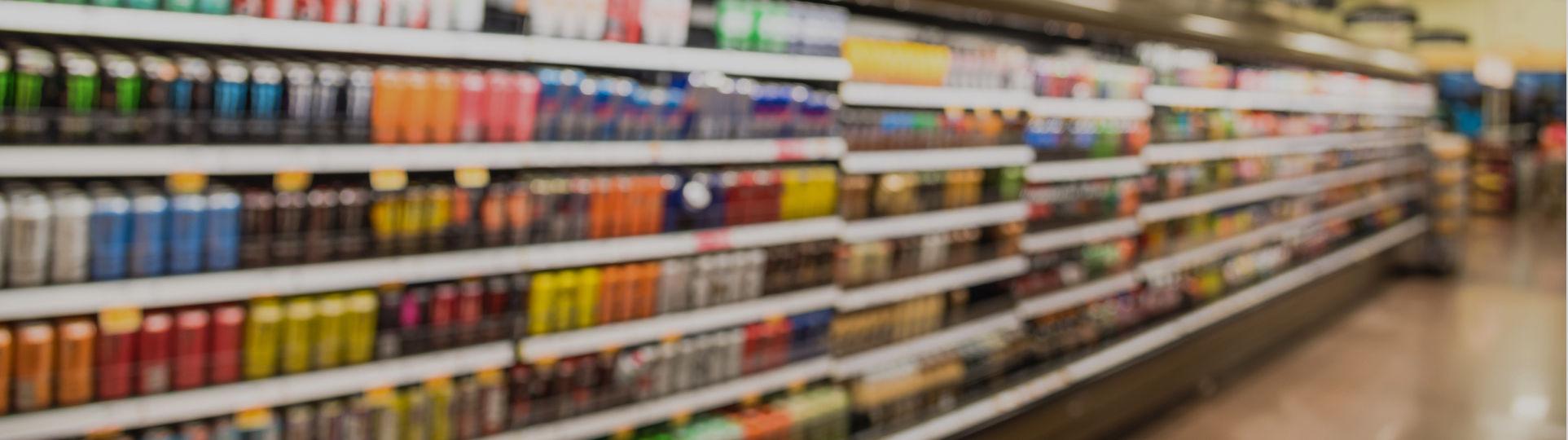Dryckesleverantör av läsk, hantverksöl och sportdryck