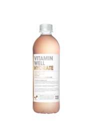 Vitamin Well Hydrate funktionsdryck