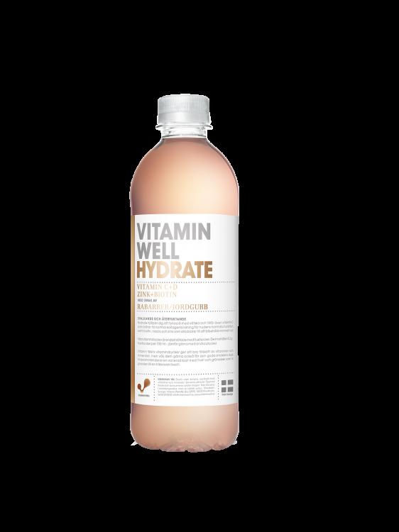 Vitamin Well Hydrate funktionsdryck