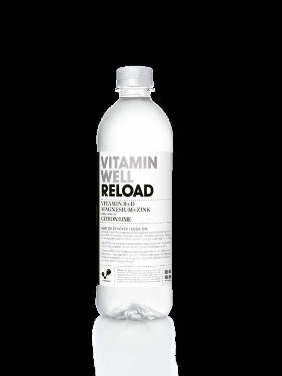 Vitamin Well Reload funktionsdryck