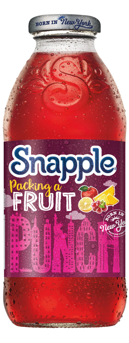 Snapple Fruit Punch 47,3 EG