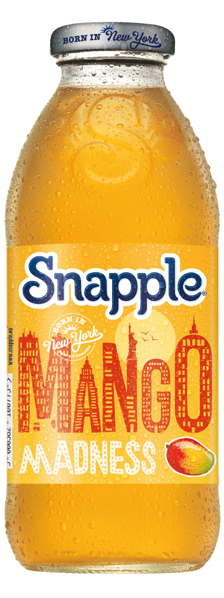 Snapple Mango 47,3 EG