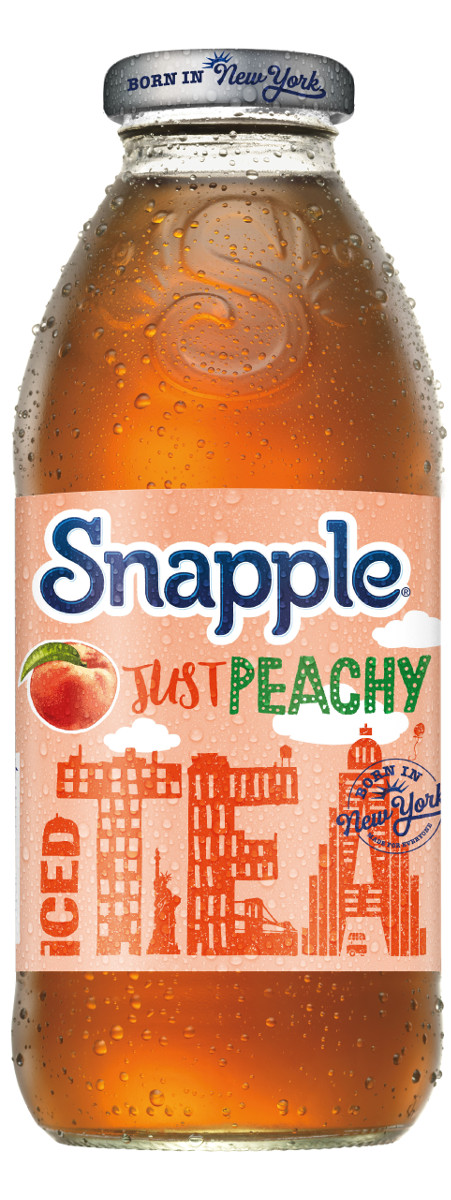 Snapple Peach Tea 47,3 EG