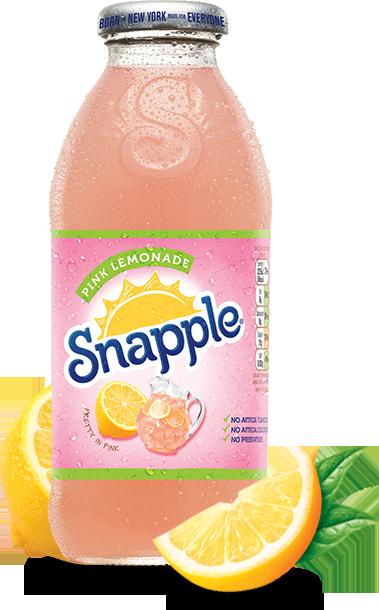 Snapple Pink Lemonade måltidsdryck