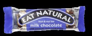 Eat Natural Milk Chocolate frukt och nötbar