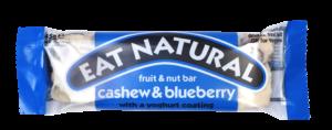 Eat Natural Cashew Blueberry frukt och nötbar