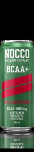 Nocco Hallon/Citron BCAA kolsyrad proteindryck