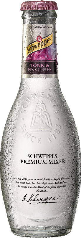 Schweppes Premium Mix Pink Pepper 20cl