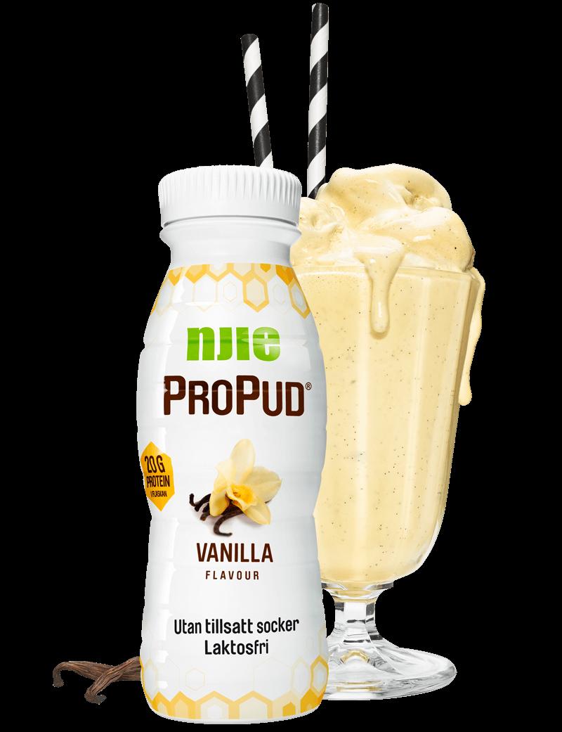 ProPud Proteinmilkshake Vanilla 33 EP