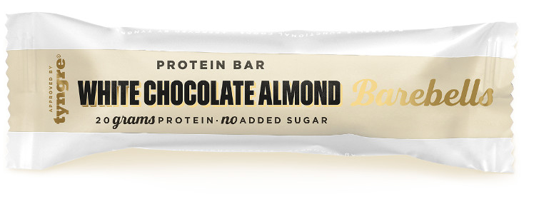 Barebell Protein Bar White Chocolate Almond 55g
