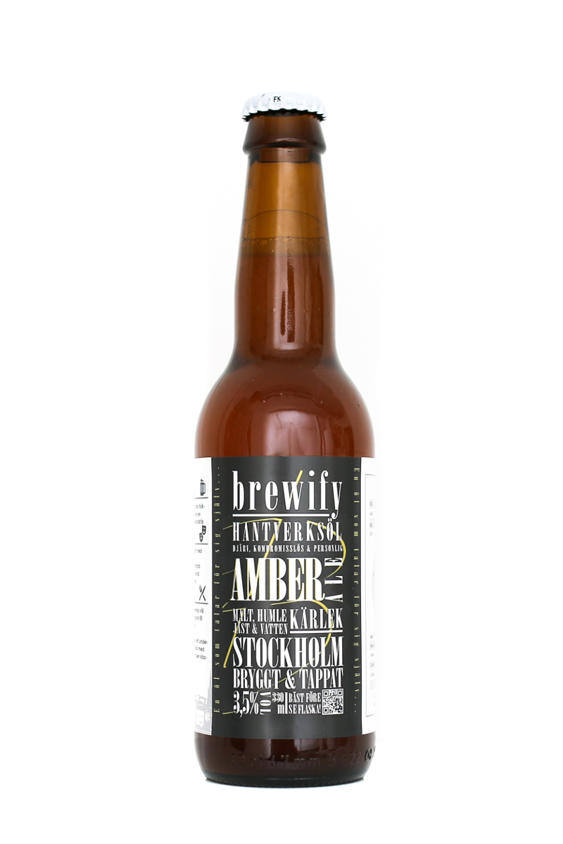 Brewify Amber Ale