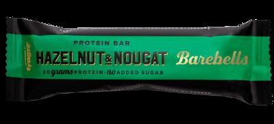 Barebell Protein Bar Hazelnut Nougat 55g