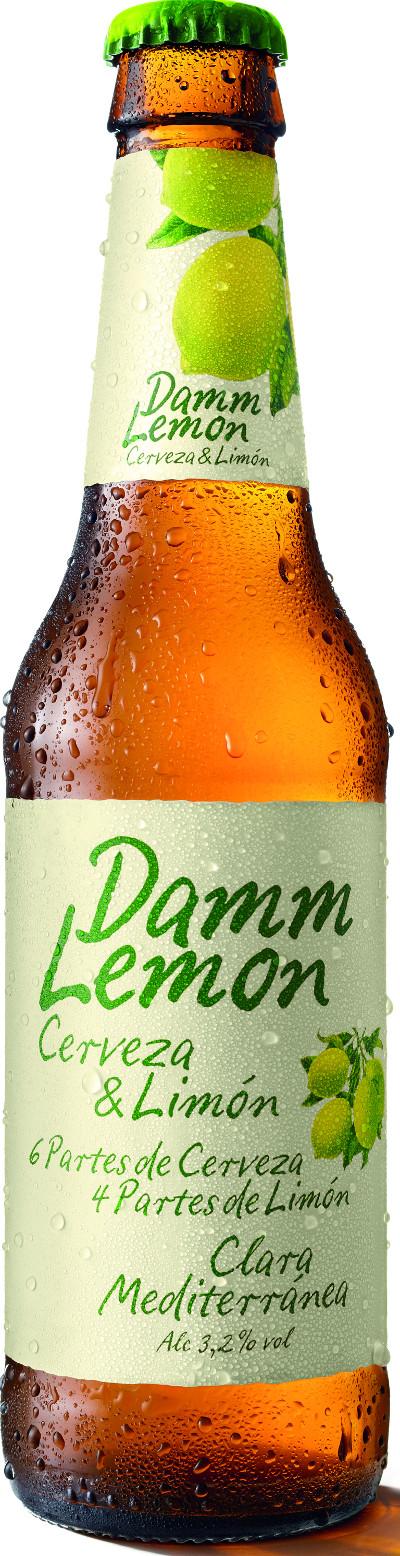 Damm Lemon 3,2% 33 EG