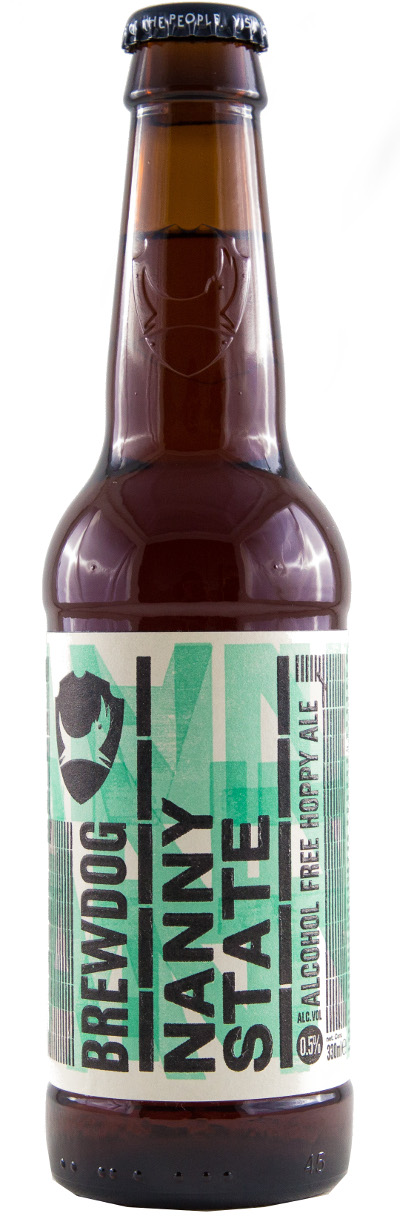 BrewDog Nanny State 0,5% 33 EG