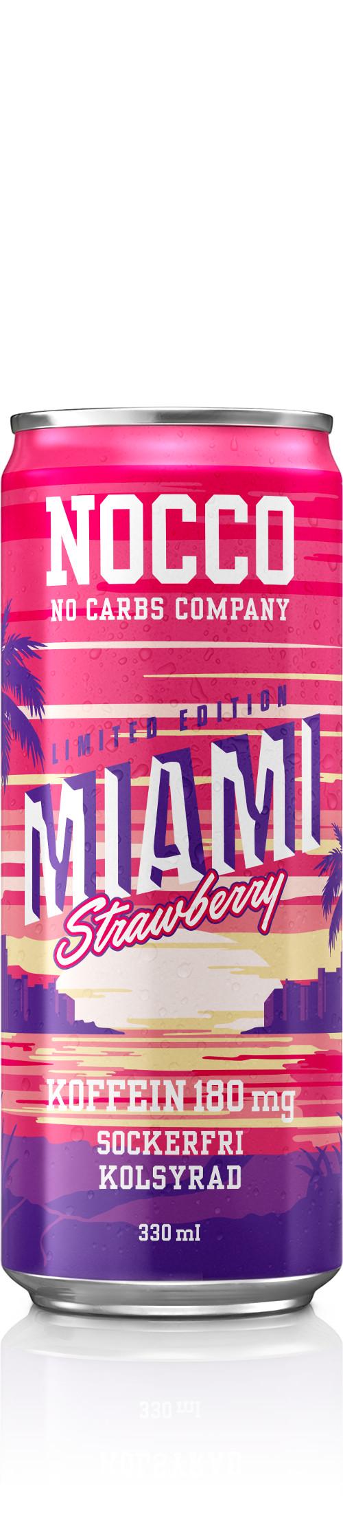 Nocco Summer Miami Strawberry 33 B