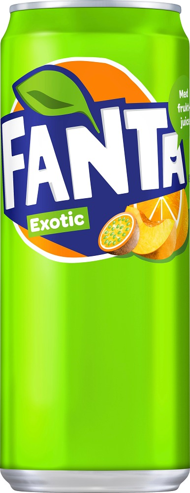 Fanta Exotic 33 B Sleek