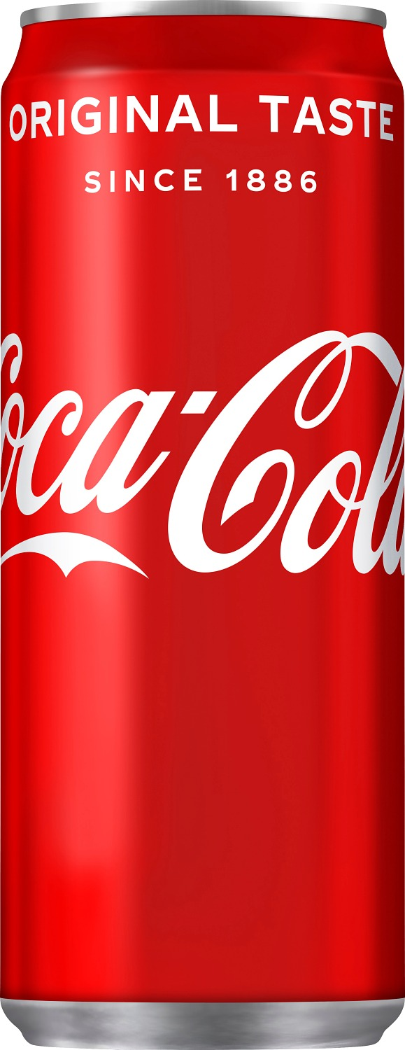 Coca-Cola 33 B Sleek