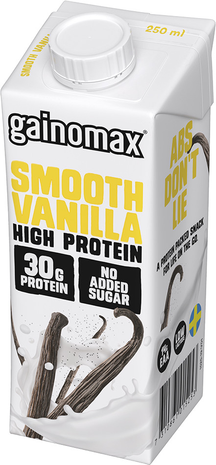Gainomax High Protein Vanilla 25 TP