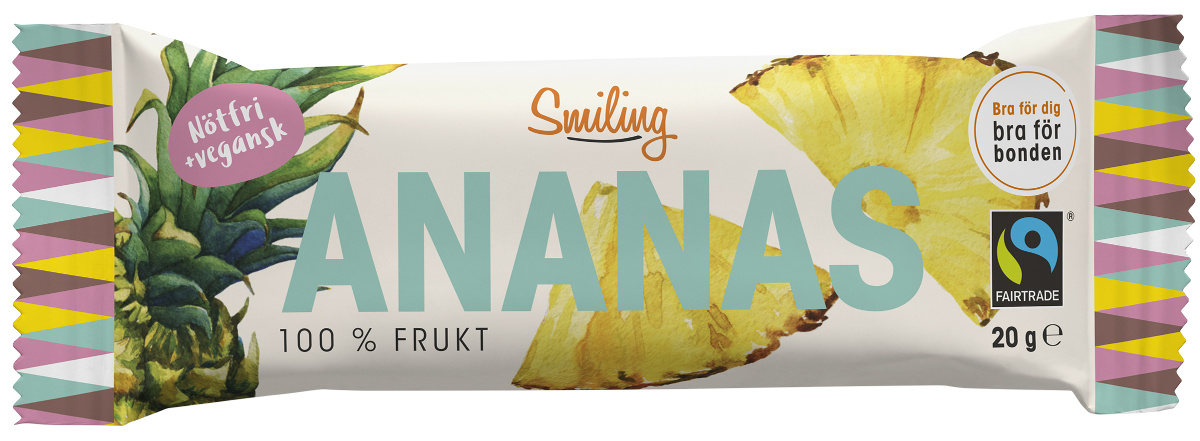 Smiling Ananas 20g