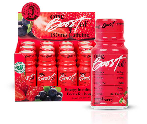 Boost Energy Strawberry/Acai 60ml EP