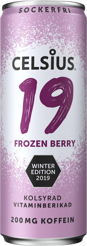 Celsius Frozen Berry 35,5 B