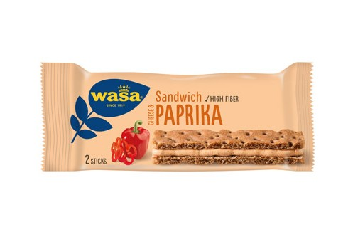 Wasa Sandwich Cheese/Paprika 37g