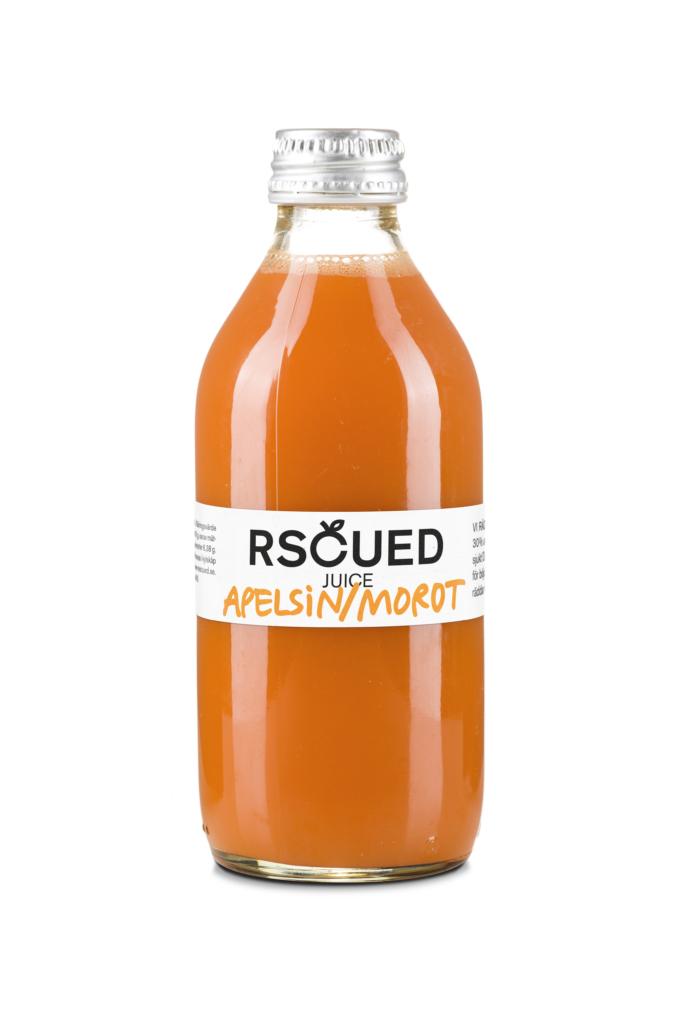 Rscued Apelsin/Morot 27 EG