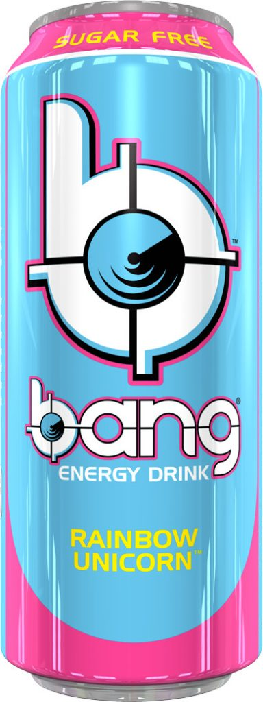 BANG Energy Rainbow Unicorn 50 B