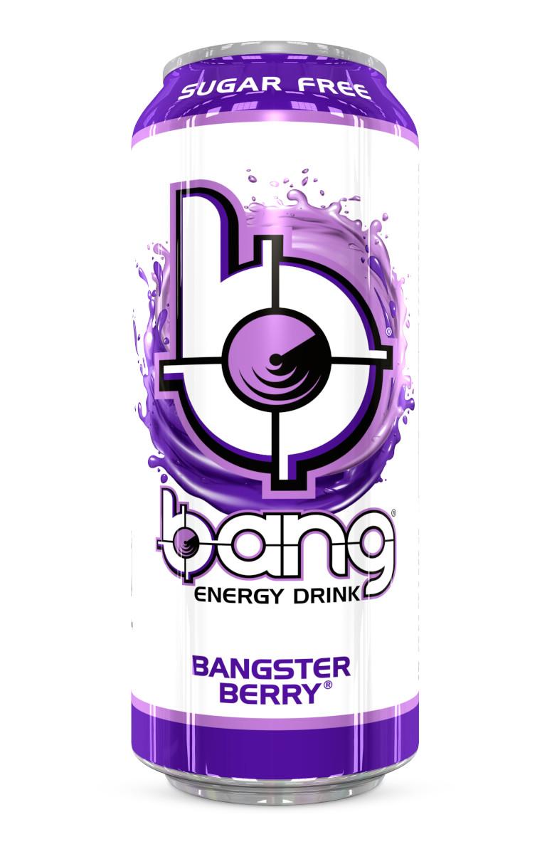 BANG Energy Bangster Berry 50 B