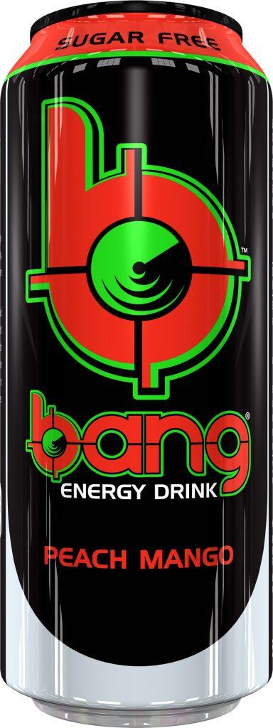 BANG Energy Peach Mango 50 B