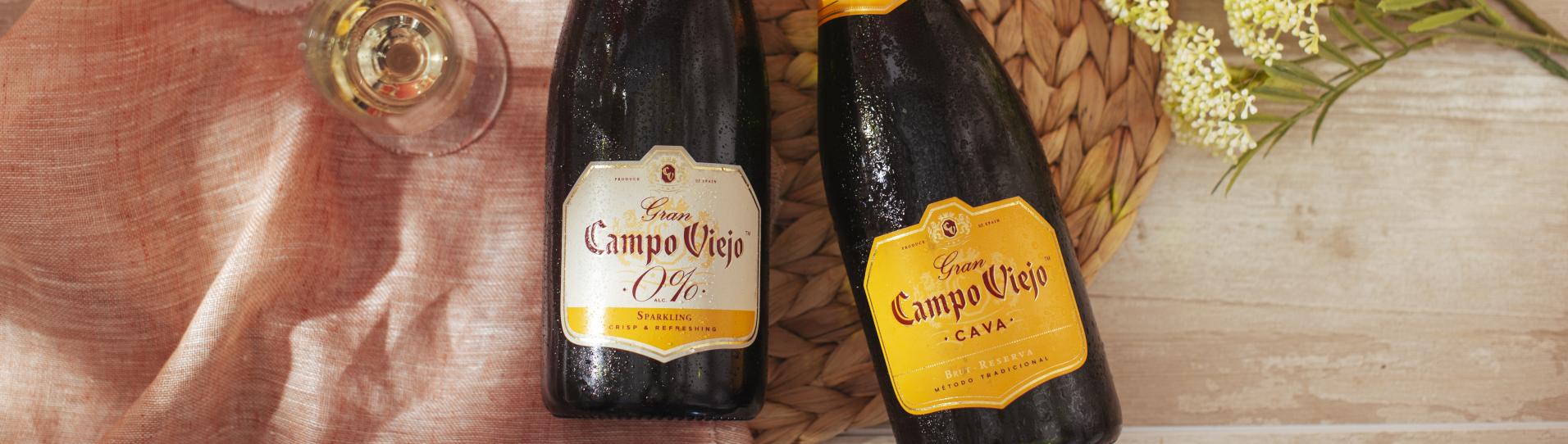 Campo Viejo 0% Sparkling 75 EG