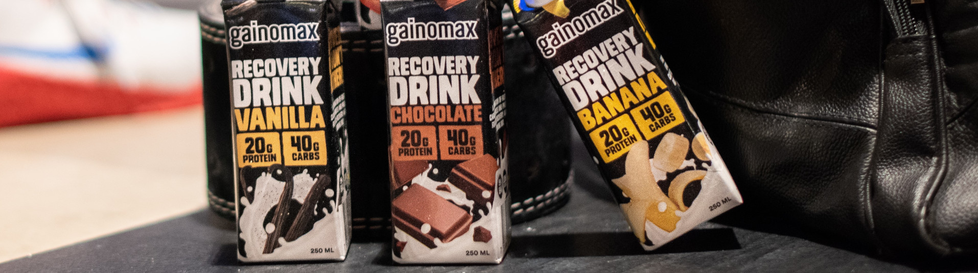 Gainomax Choklad 25 TP